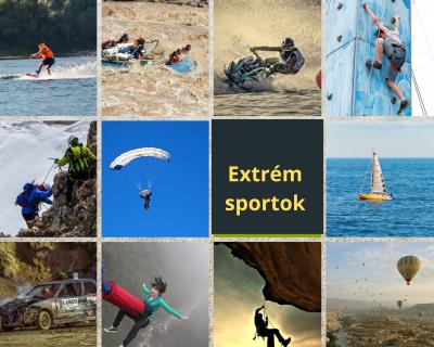 extrém sportok listája